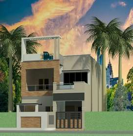 3 BHK duplex home Kamal vihar