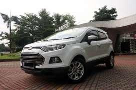 Ford Ecosport Titanium 2014 A/T Low Km Mulus terawat TDP Ringan