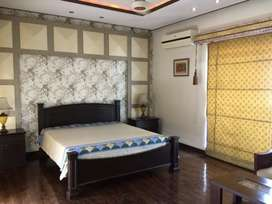 1 kanal Fully furnished house for rent dha phase 5 near wateen chowk