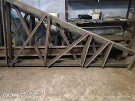 Mild steel A frame