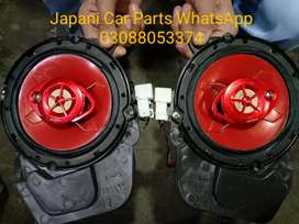 TOYOTA 95 COROLLA FRONT DOORS SPEAKERS