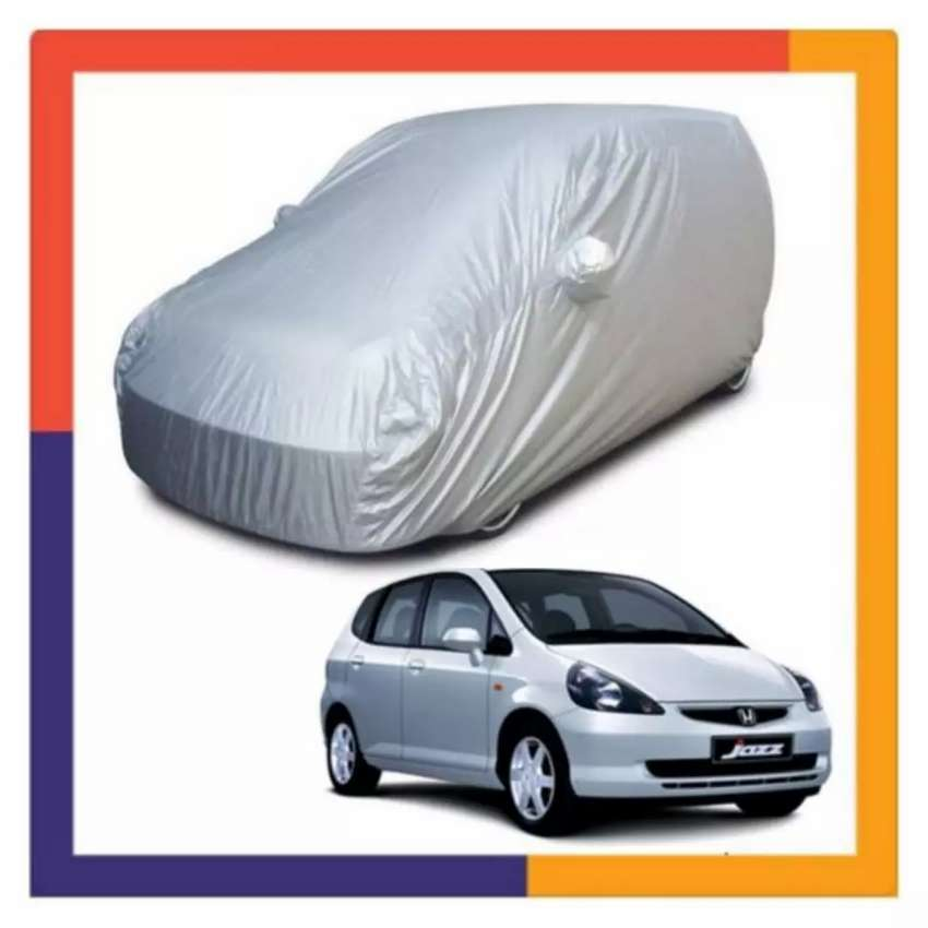 mantel bodycover sarung selimut mobil 01 silver 0