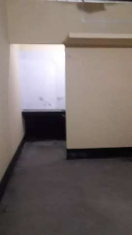 AT Double room with attached bathroom and kitchen at Chandmari Milanpu
