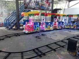usaha odong2 kereta mini rel lantai bawah peluang usaha mainan pasar m