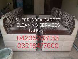 Sofa Carpet Cleaning in All Lahore City