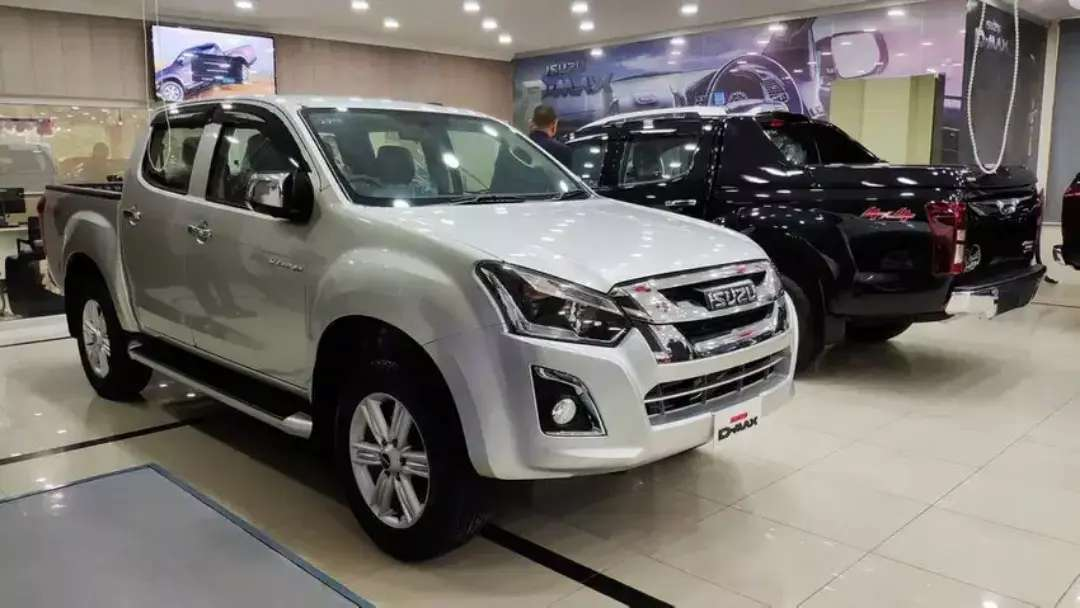 Isuzu D Max V Cross Now You Get On Easy Monthly Installment