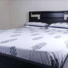 Double bed for sale item working condition