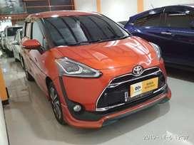 Toyota Sienta Q automatic 2016 Mulus
