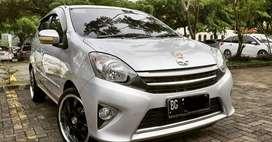 Toyota Agya 2013 MT tangan pertama mantul !!!