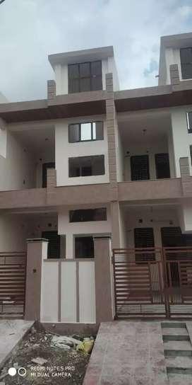 113 Sqyd, 4 Bhk Jda Approved Duplex Villa, 90%