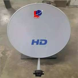 Dish setting and connection available in Karachi Pakistan