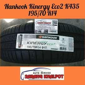 BAN BARU mobil Kijang Innova HANKOOK KINERGY ECO 195/70R14
