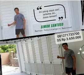 Pintu Garasi Wina Cabang Palembang