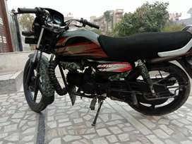 New condition bike full modified