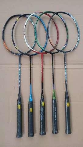 Raket badminton bulutangkis yonex