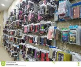 Mobile Cover Hanger