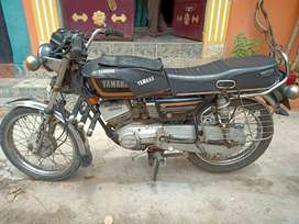Yamaha RX135 1998 Model Single Owner Perfectly Maintained