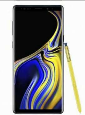 Samsung note 9 512 GB Blue