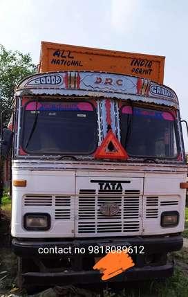 Tata truck  2518  open body (10 wheels)