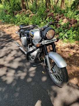 Bullet Classic 350 Silver for Sale