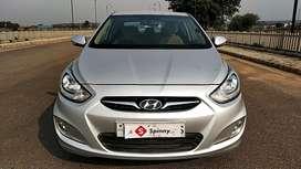 Hyundai Verna, 2013, Petrol