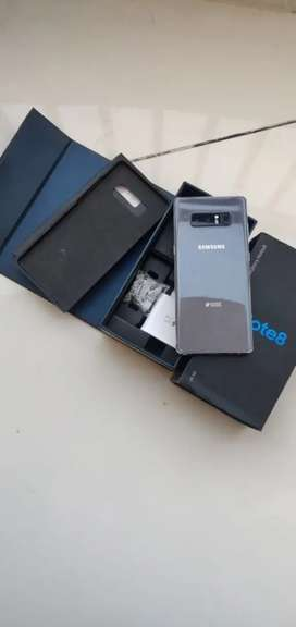 samsung galaxy note 8 in mint condition