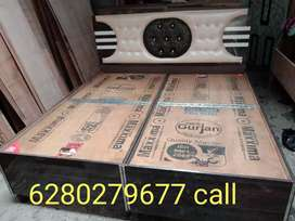 Double bed box wale new