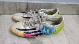 Soccer Shoes (Adidas, Messi) Size UK10