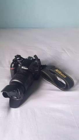 DSLR Nikon D3200 24Mp
