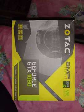 ZOTAC GeForce GTX 1060 DUAL [6GB]