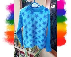 sweater hangat anak import