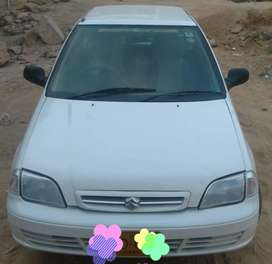 Suzuki cultus Vxli mint condition 1st owner