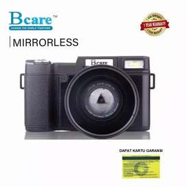 Bcare mirrorless Camera kamera digital 24 MP FULL HD 1080P
