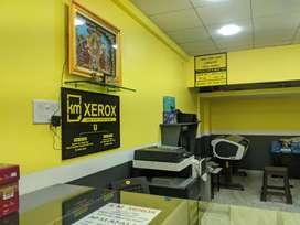 Xerox operator