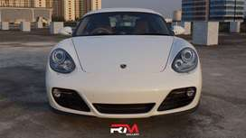 Porsche Cayman 2.9 AT 2010 Low KM Mantul Siap Pakai