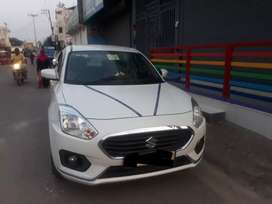 New brand swift dizire good condition first owner rampur number