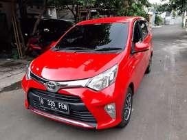Toyota Calya G 2016 Matic Full orivlow km Tinggal pakai murah ajib bro