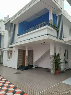3 bhk 1450 sqft new build house at aluva near kombara