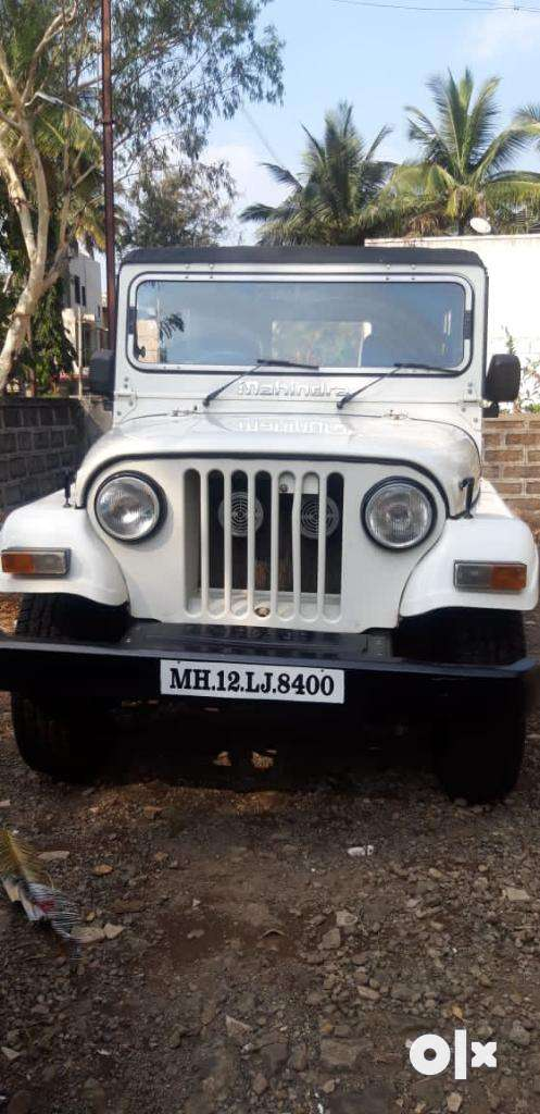 Mahindra Thar DI 4WD, 2014, Diesel 0