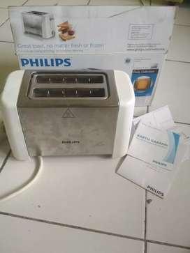 Philips toaster ( Panggangan Roti )