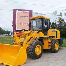 Wheel Loader Turbo Murah di Purwakarta Power 76kw Bergaransi Ready