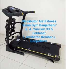 Ready Treadmill Elektrik Auto Incline Terlaris