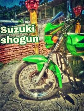 suzuki samurai convert to shogun