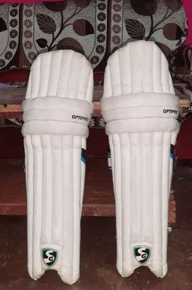 SG CRICKET BATTING PAD.