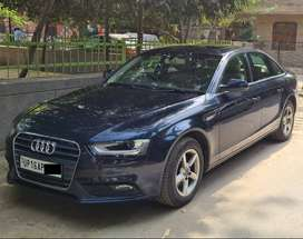 A4 Premium Plus well maintained scratchless condition