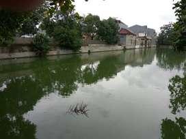 DIJUAL CEPAT Kolam Ikan Telaga Asih, Bekasi