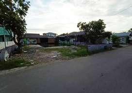 Dijual tanah murah tengah kota Lokasi strategis Jl Sutoyo Banjarmasin