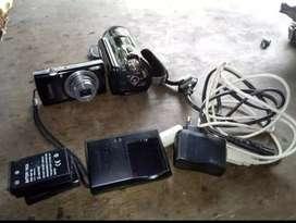 Handycam dan kamera digital