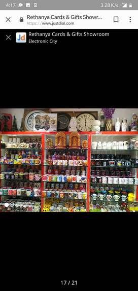 Branded Running Gift shop for sale
