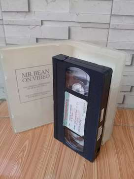Kaset VHS, MR.BEAN (original)
